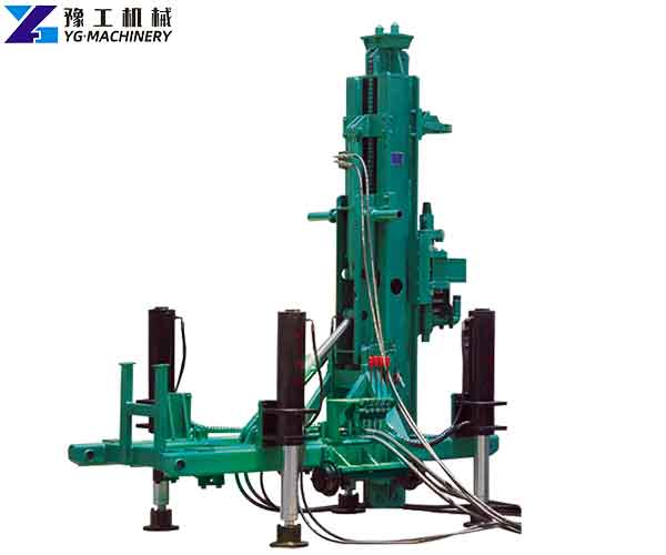 Anchor Drilling Rig