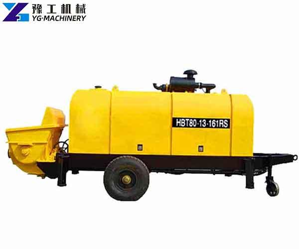 Concrete Pump Machine