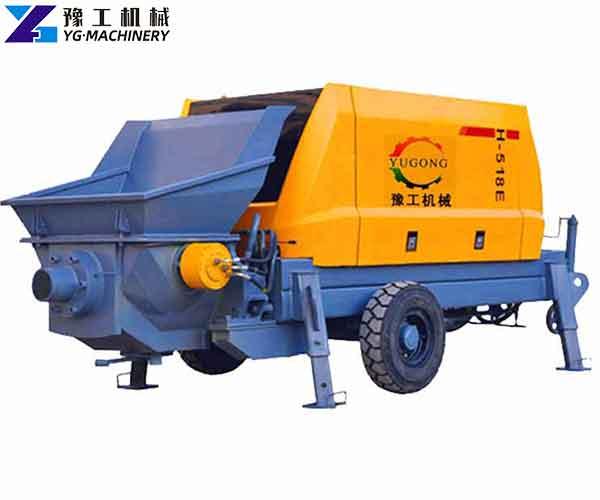Mobile Concrete Pump