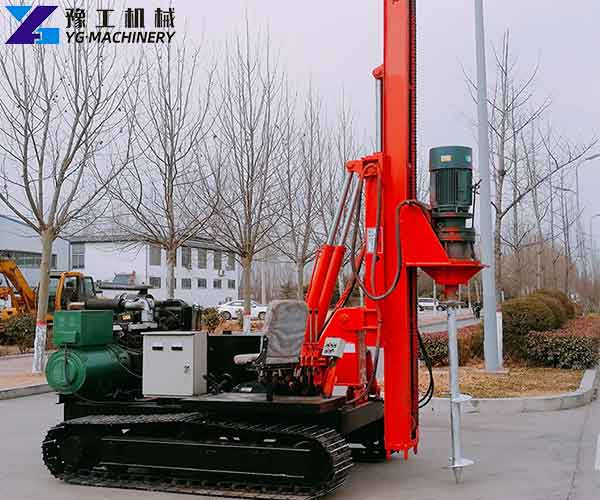Rotary Drilling Equipment