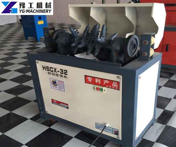 YG-32 Rebar Derusting Machine