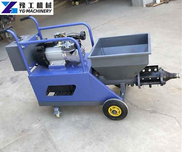 Concrete Spraying Equipment