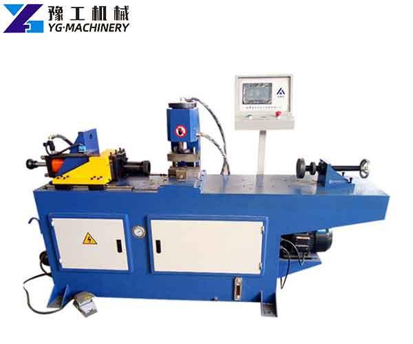 Steel Pipe Shrinking Machine