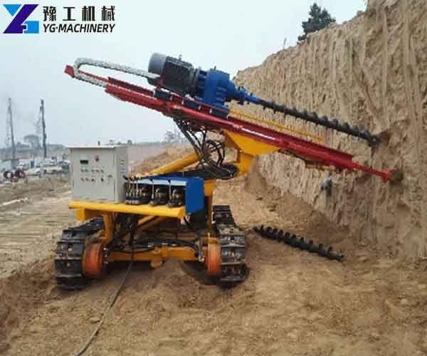 Anchor Drilling Rig Manufacturer