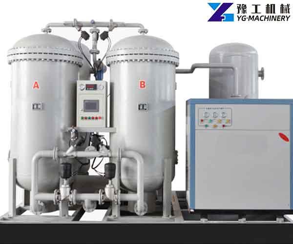 PSA Oxygen Generator Plant Cost