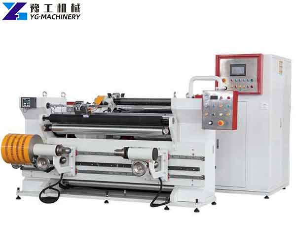 Paper Rewinding Machine