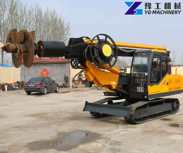 Rotary Drilling Rig for Sale