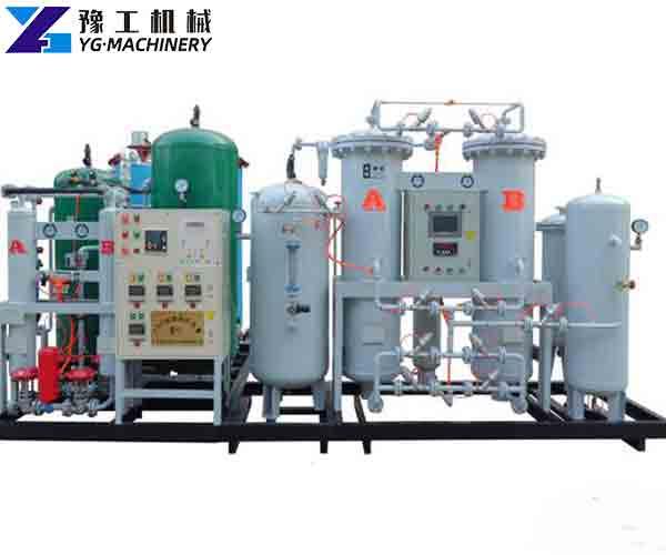 Components of Nitrogen Generator