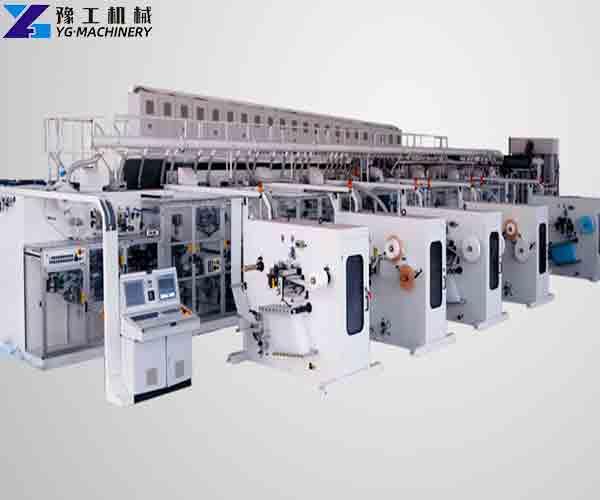 Fully Automatic Sanitary Napkin Making Machine Price