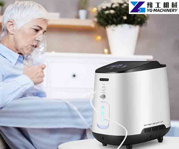 Medical Standard Portable Oxygen Concentrator