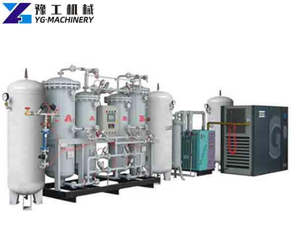 PSA Nitrogen Generator for Sale Working Principle