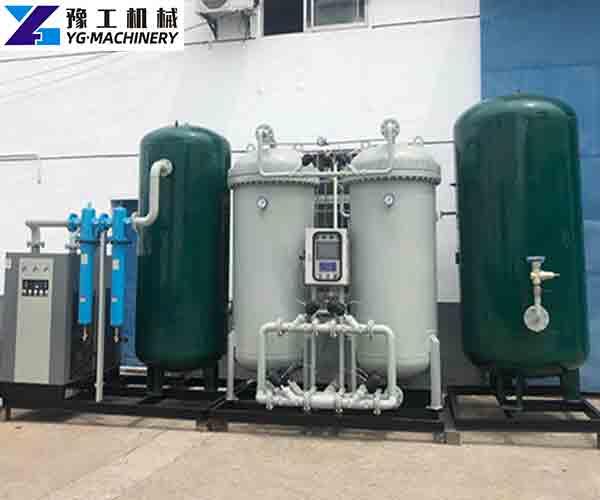 PSA Pressure Swing Adsorption Nitrogen Generator