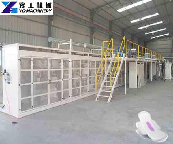 Sanitary Napkin Machine Manufacturers & Suppliers
