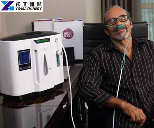 Home Oxygen Concentrator Generator