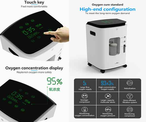 Oxygen Concentrators for Sale at the Best Price