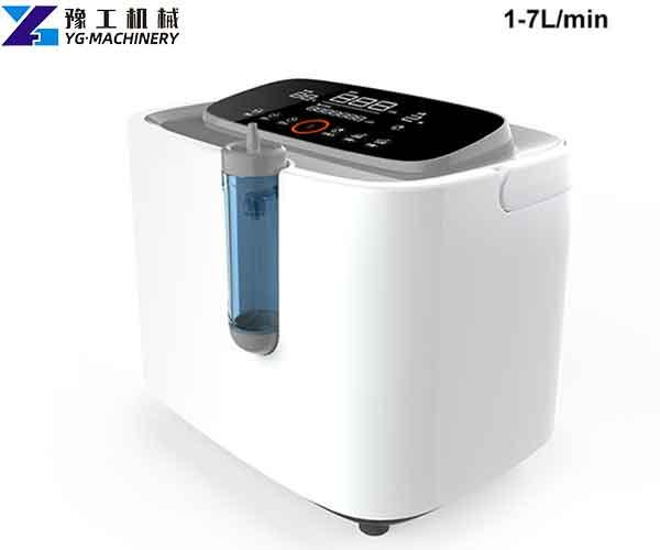 Portable Oxygen Machine 1-6 Lmin