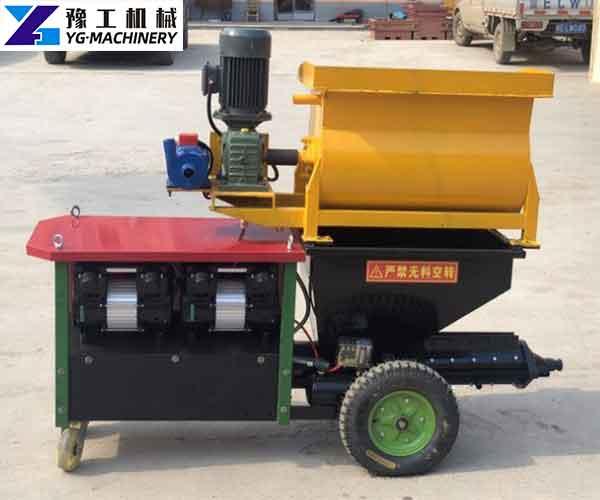 Mortar Spraying Equipment