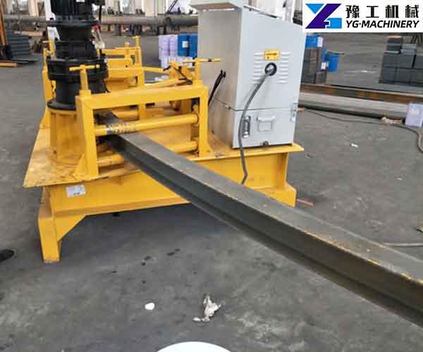 Cold I-Beam Steel Bending Machine