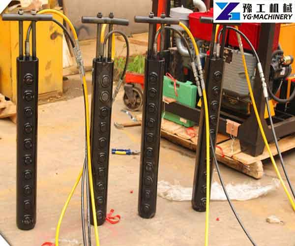 Rock Splitter Machine Manufacturers