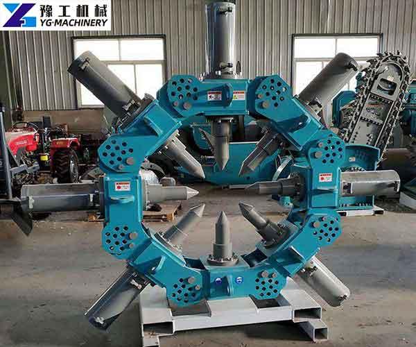 Hydraulic Pile Cutter Manufacturers